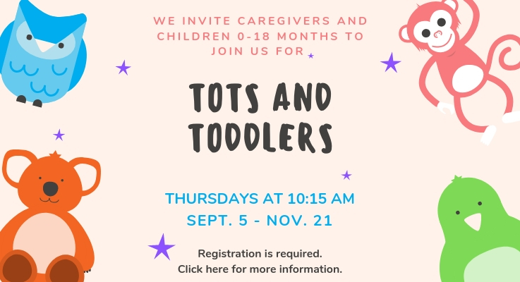 Tots & Toddlers